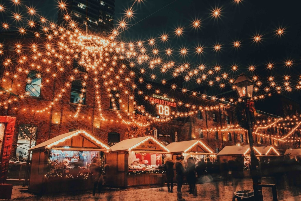 Festive Treats | Courtesy of Toronto Christmas Market