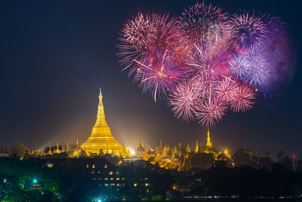 How to Spend New Year's Eve in Myanmar