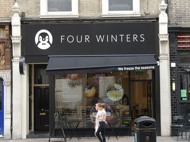 Four Winters | © Edawrdx/WikiCommons