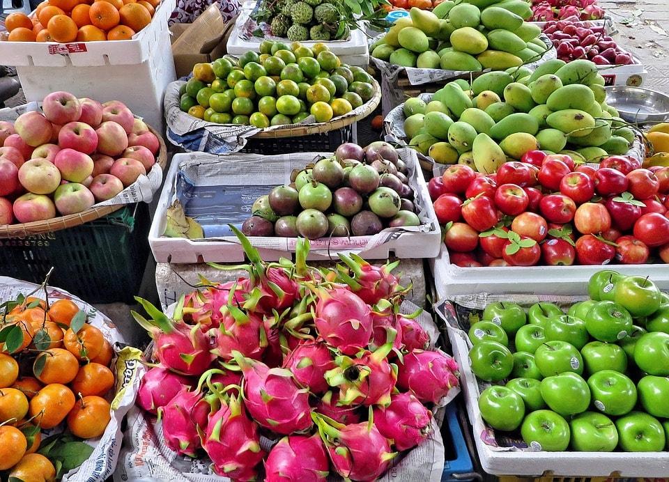 Fruit | © Max Pixel/FreeGreatPicture