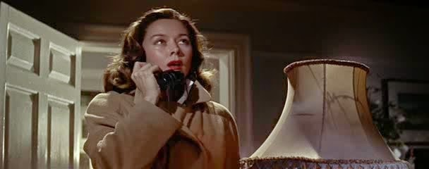 Gloria Grahame in The Man Never Was  