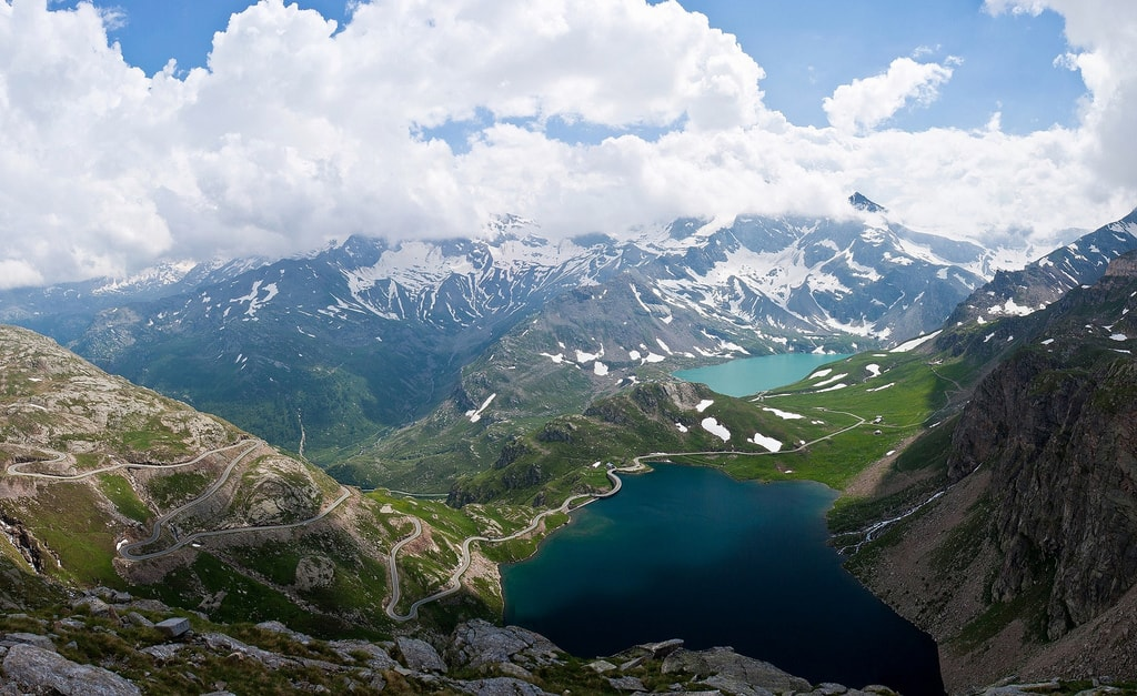 A view from Parco Nazionale Gran Paradiso, Aosta Valley   © Soumei Baba/Flickr