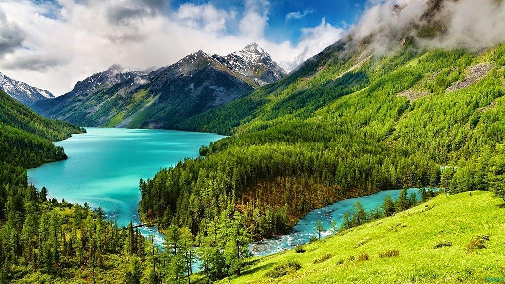 pakistan natural nature landscape wonders