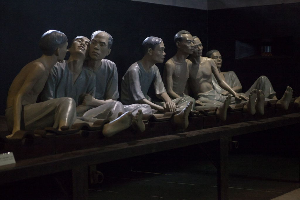 Hoa Lo Prison | © Greg Wills/Flickr