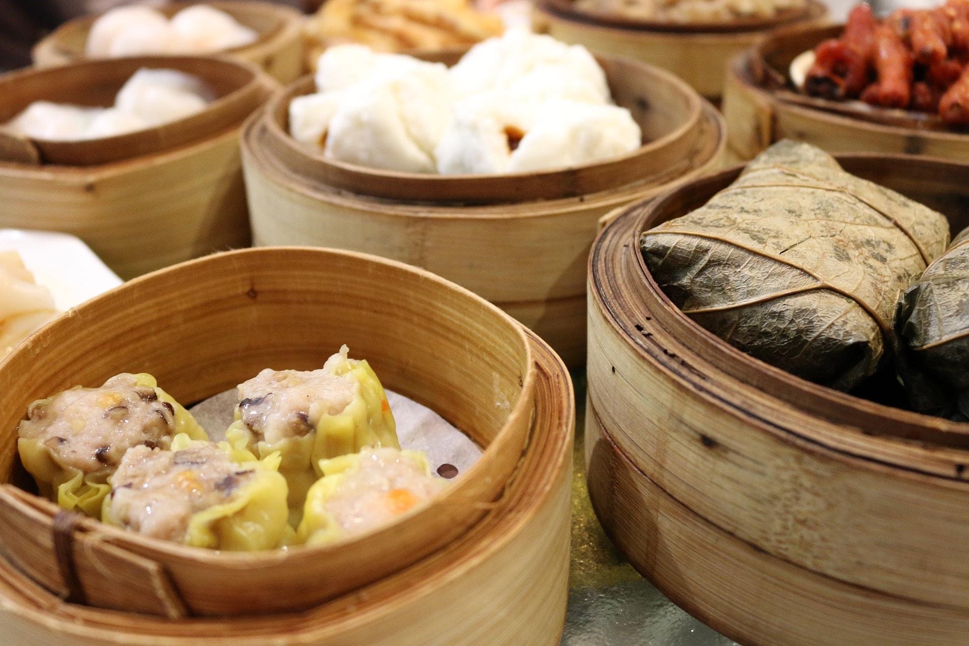 Hong Kong Food Dim Sum