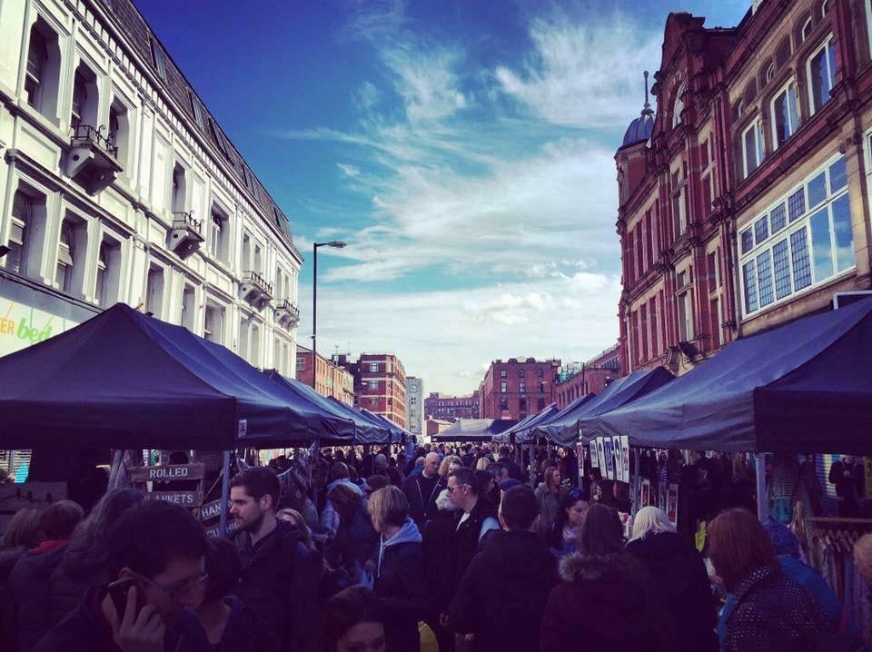 Hope Street Makers Market, Liverpool