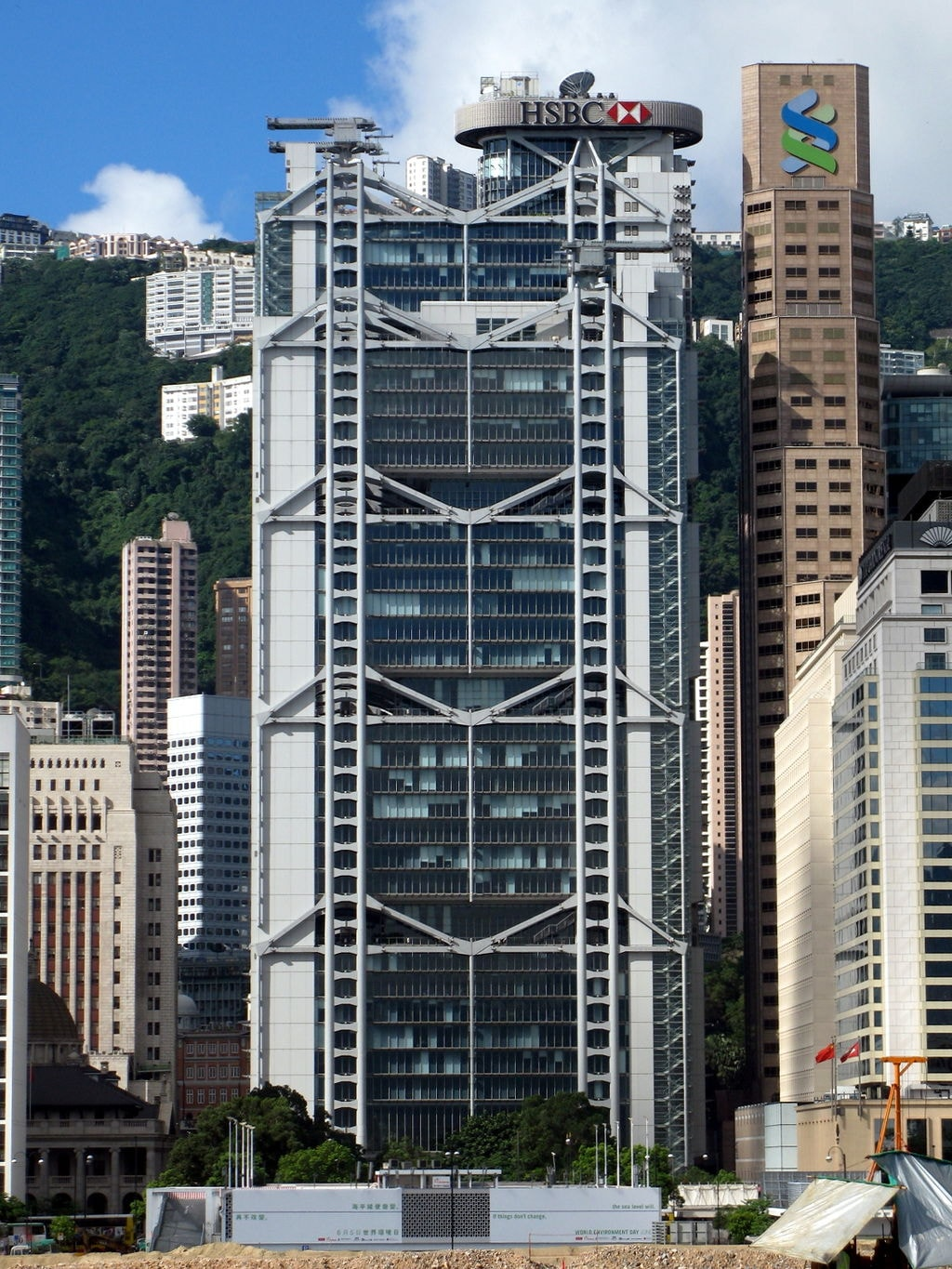 Hong Kong U2019s Most Famous Skyscrapers And Their Nicknames