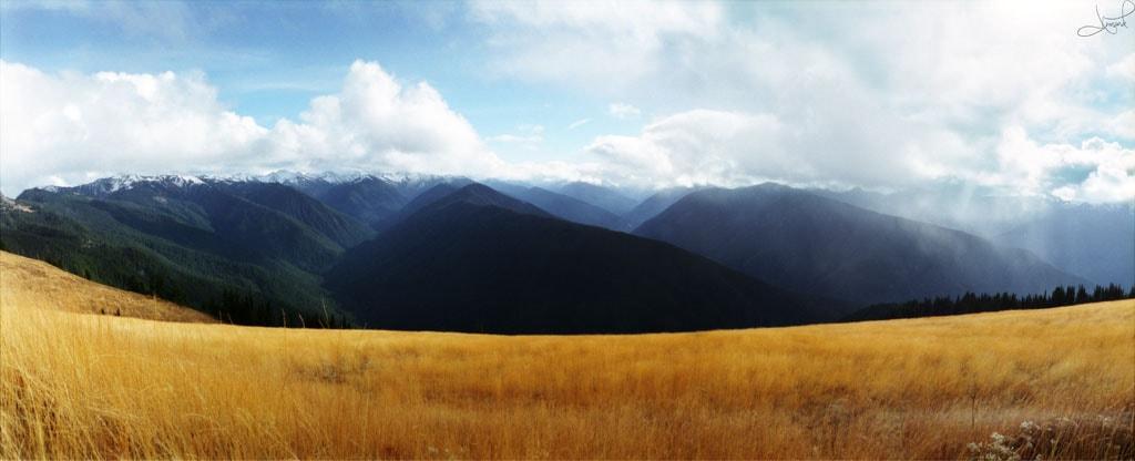 Hurrican Ridge at Olympic National Park | © tsaiproject / Flickr