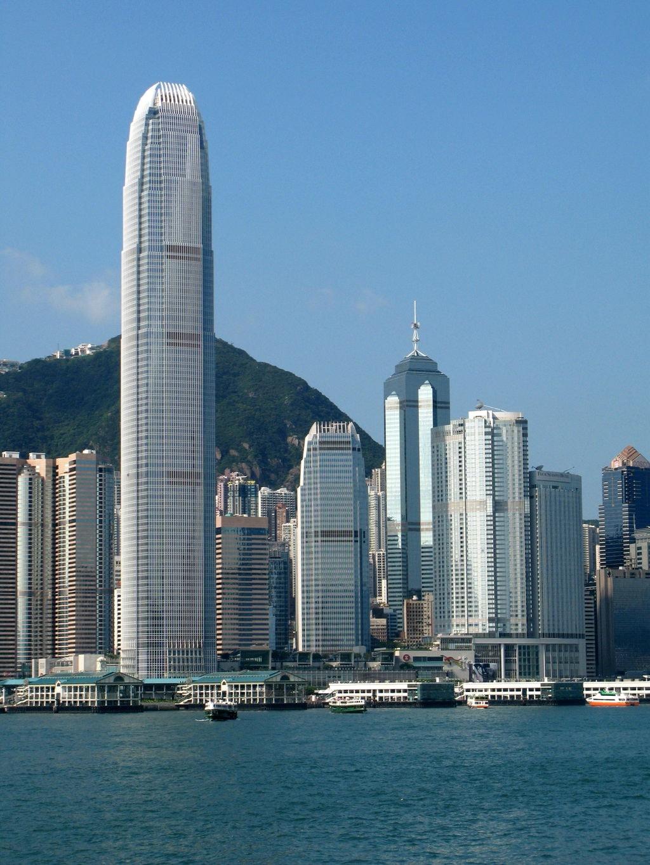IFC Hong Kong skyscraper