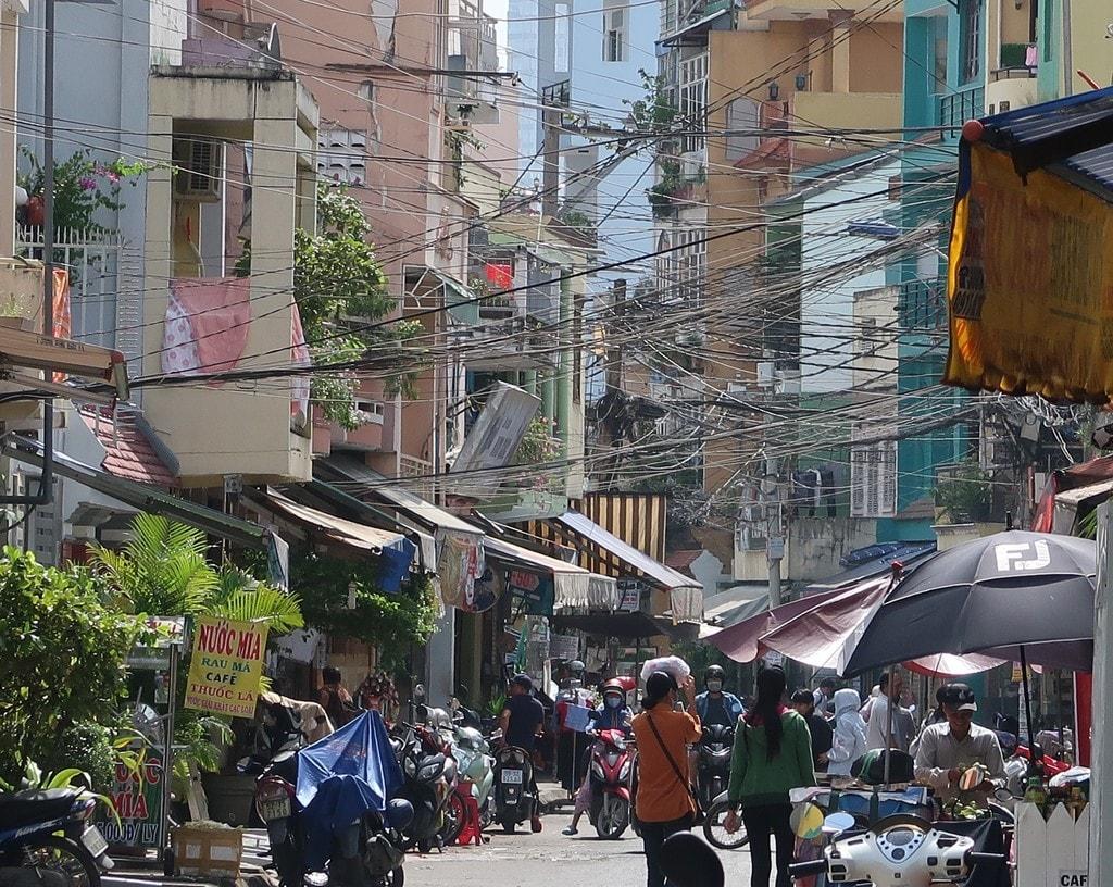 Ho Chi Minh City's neighborhoods   © Sam Roth