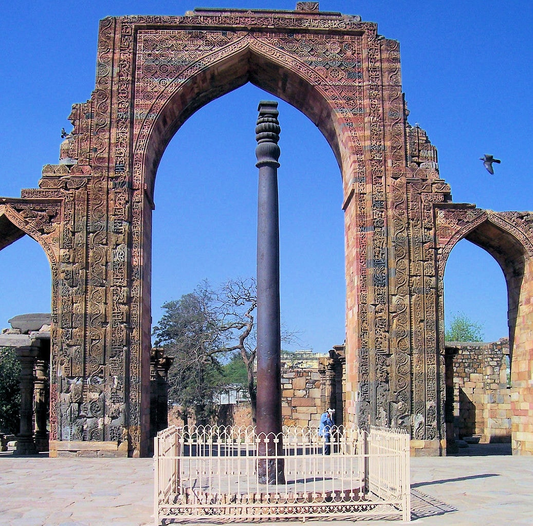 Iron_Pillar,_Delhi