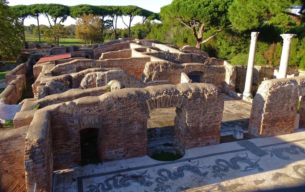 Ostia Antica | © neufal54/Pixabay