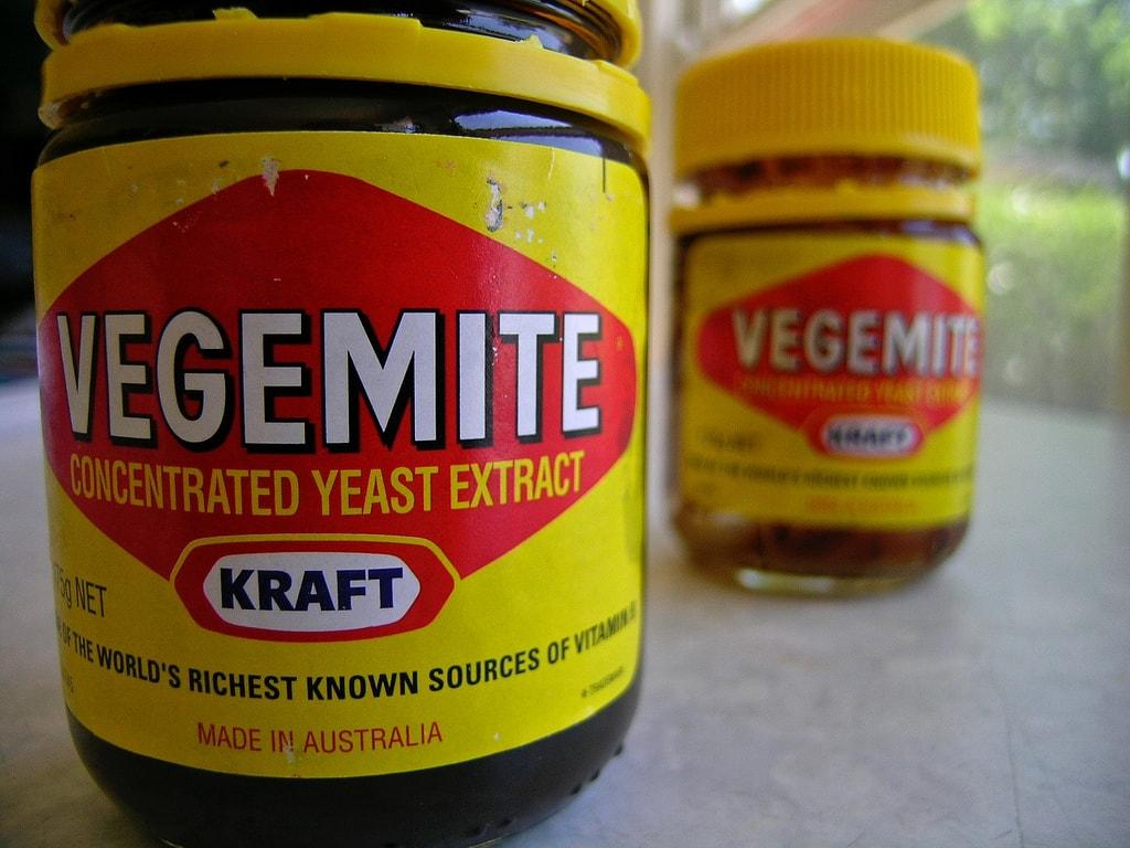 Jar of Vegemite   © s2art:Flickr