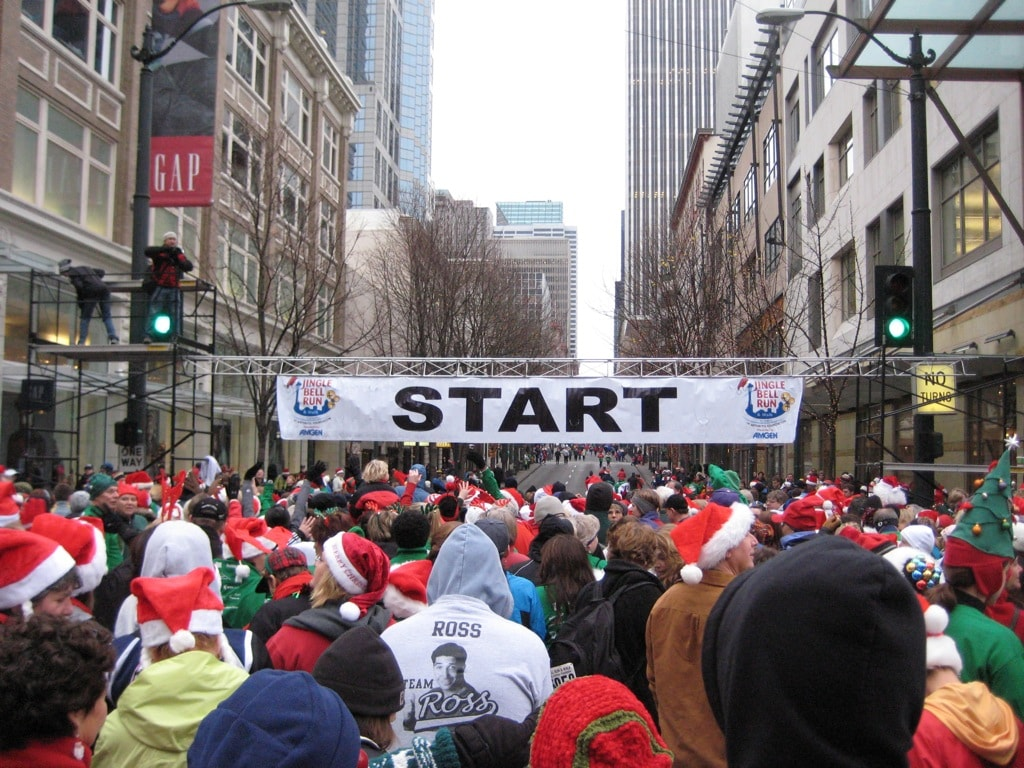 Jingle Bell Run | © Andy Karmy / Flickr