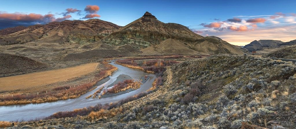 John Day Fossil Beds | © Andrew Kearns / Flickr