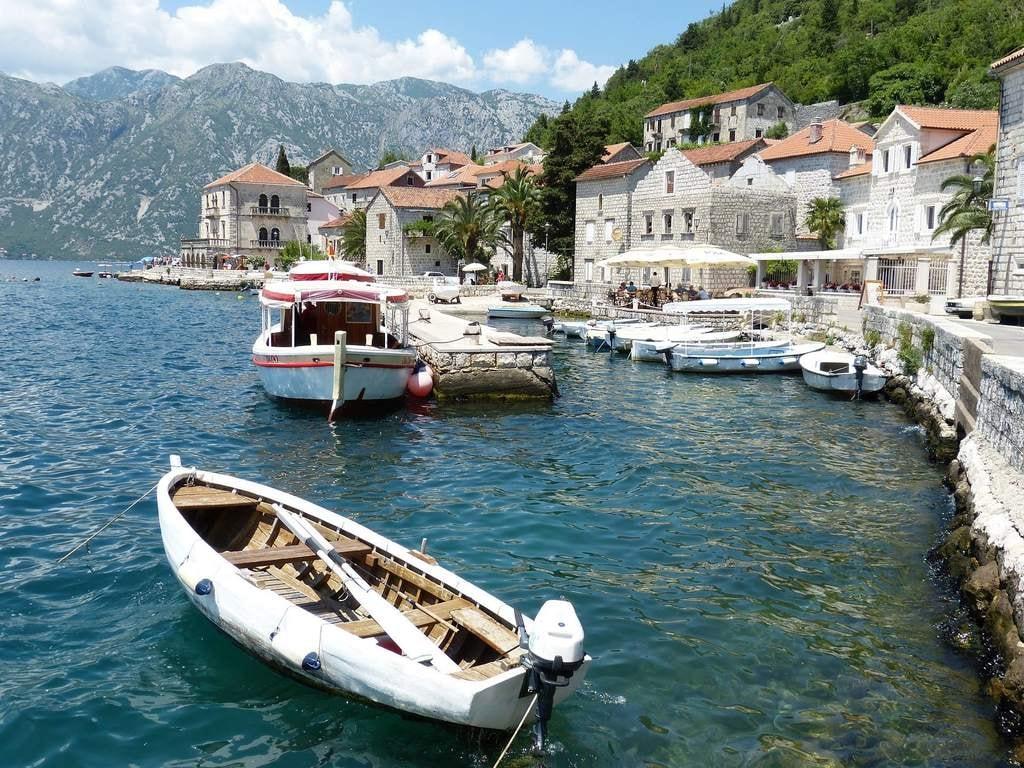 Kotor, Montenegro | public domain / Pixabay