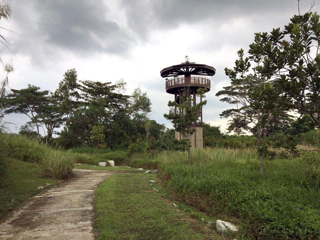 Kranji Marshes Viewing Tower