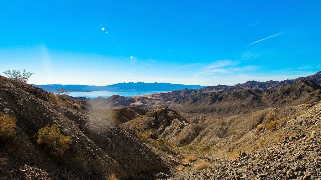 Lake Mead | © marcwings / Flickr