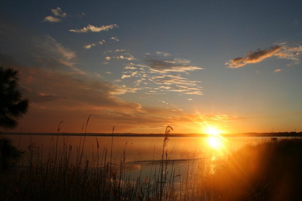 Lake Tuggerah sunset | © Takver:Flickr