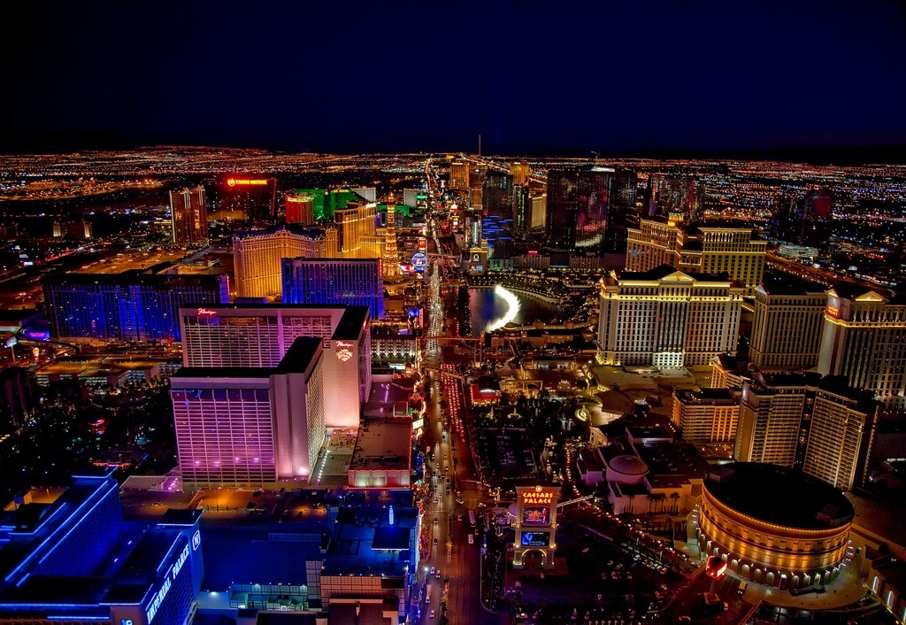 Las Vegas, Nevada   © Pixabay