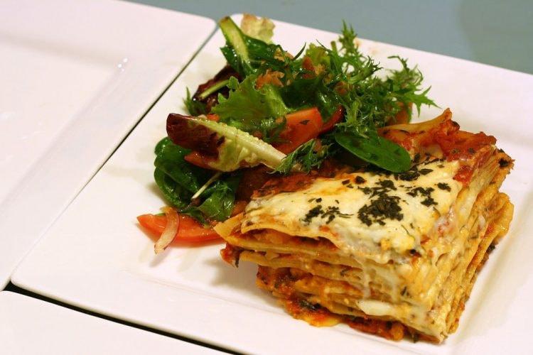 lasagne ©Lachlan Donald / Flickr