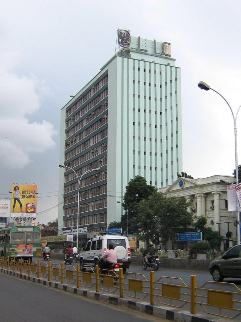 LIC_building,_Chennai