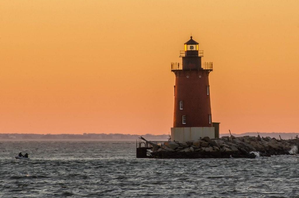 Delaware's Breakwater East End Light lighthouse   © Pixabay