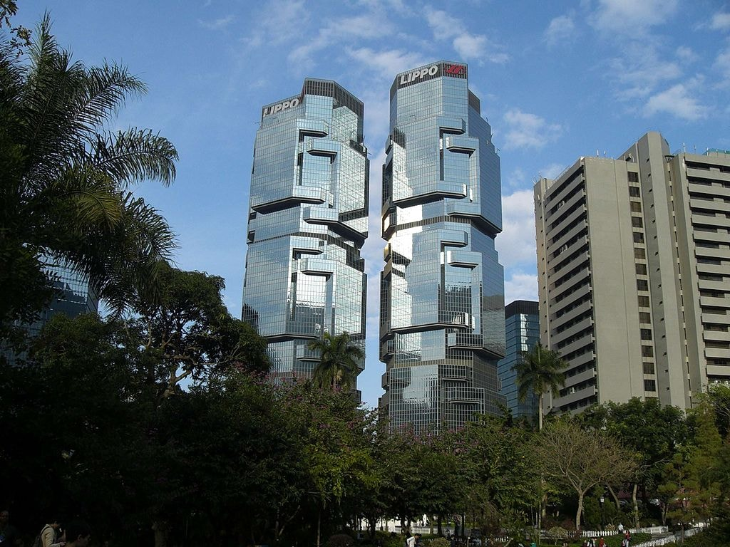 Lippo Centre Hong Kong Skyscraper