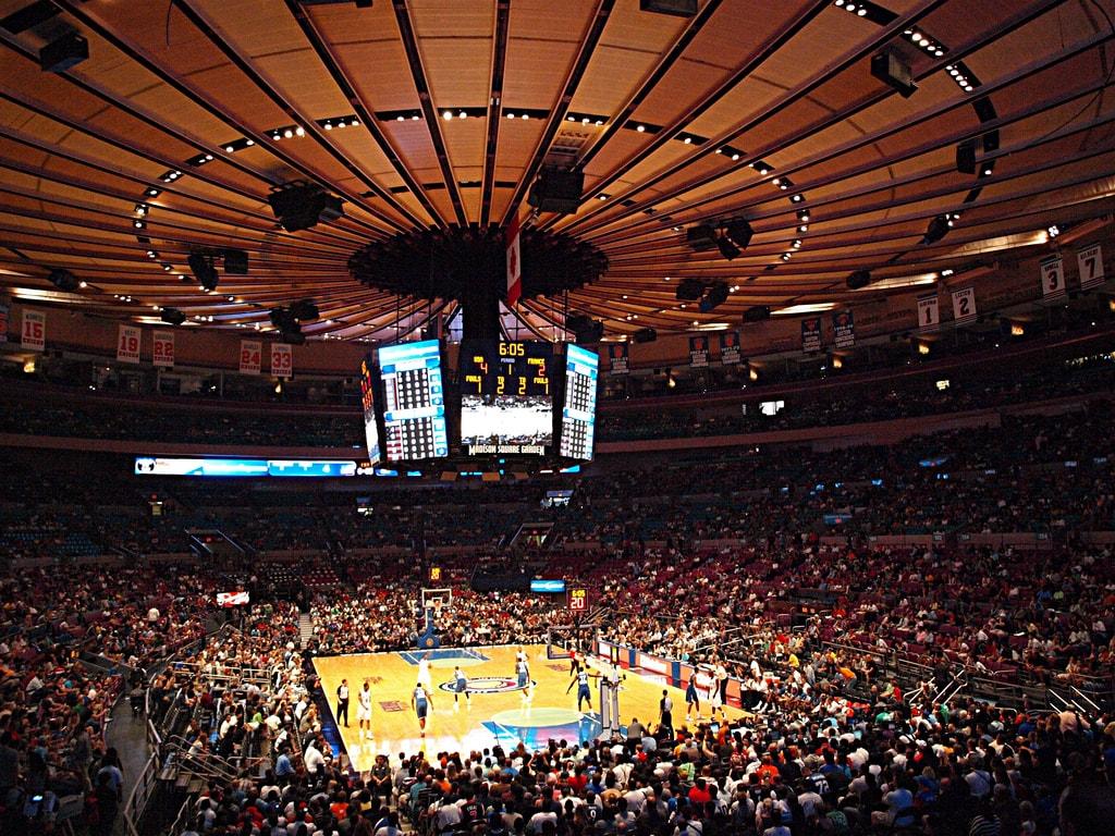 Madison Square Garden   Emmanuel Milou Flickr