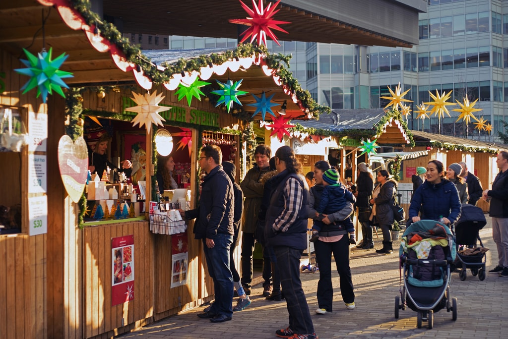 Vancouver Christmas Market | © LoVero Films
