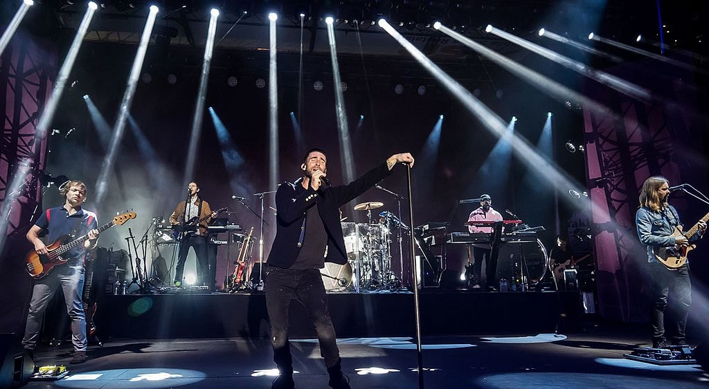 Maroon 5 Banned in China