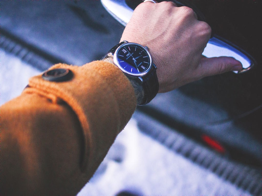 The importance of being on time   © Marvin Meyer / Unsplash