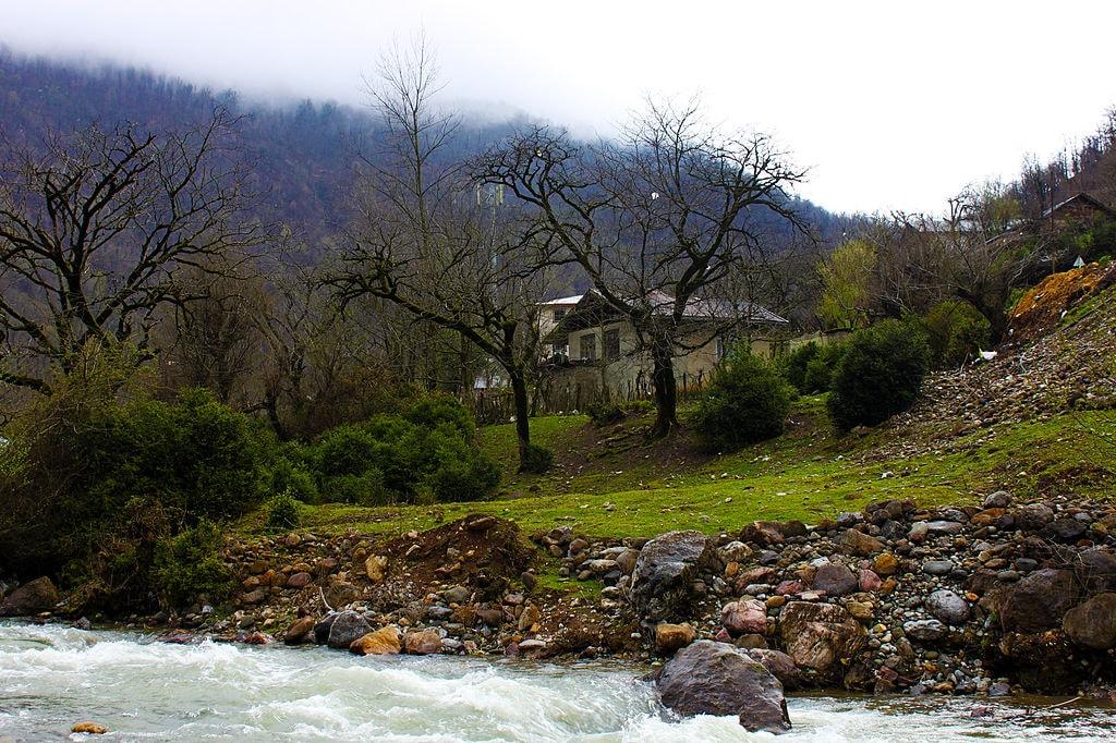 Masal is nicknamed 'heaven on Earth' | © Masoud K / Wikimedia Commons