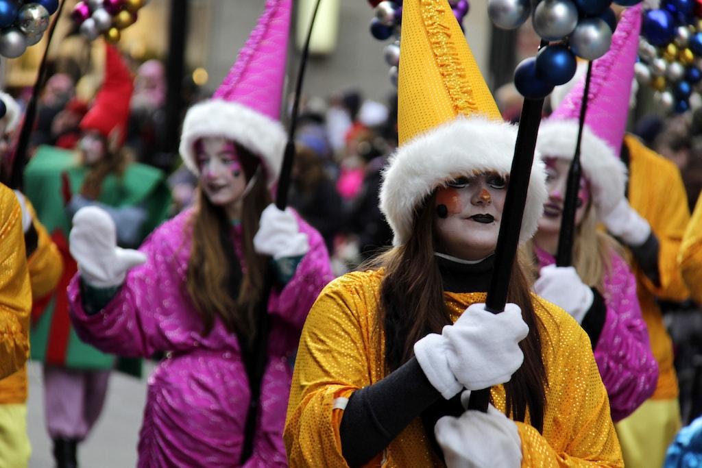 Montreal Christmas Parade