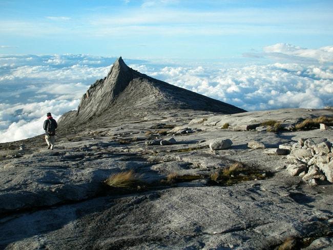 Mount Kinabalu at Kinabalu Park, Sabah