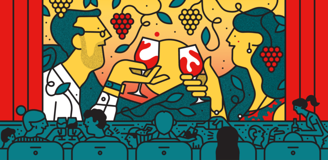 11 Movies for Wine Lovers from Around the World