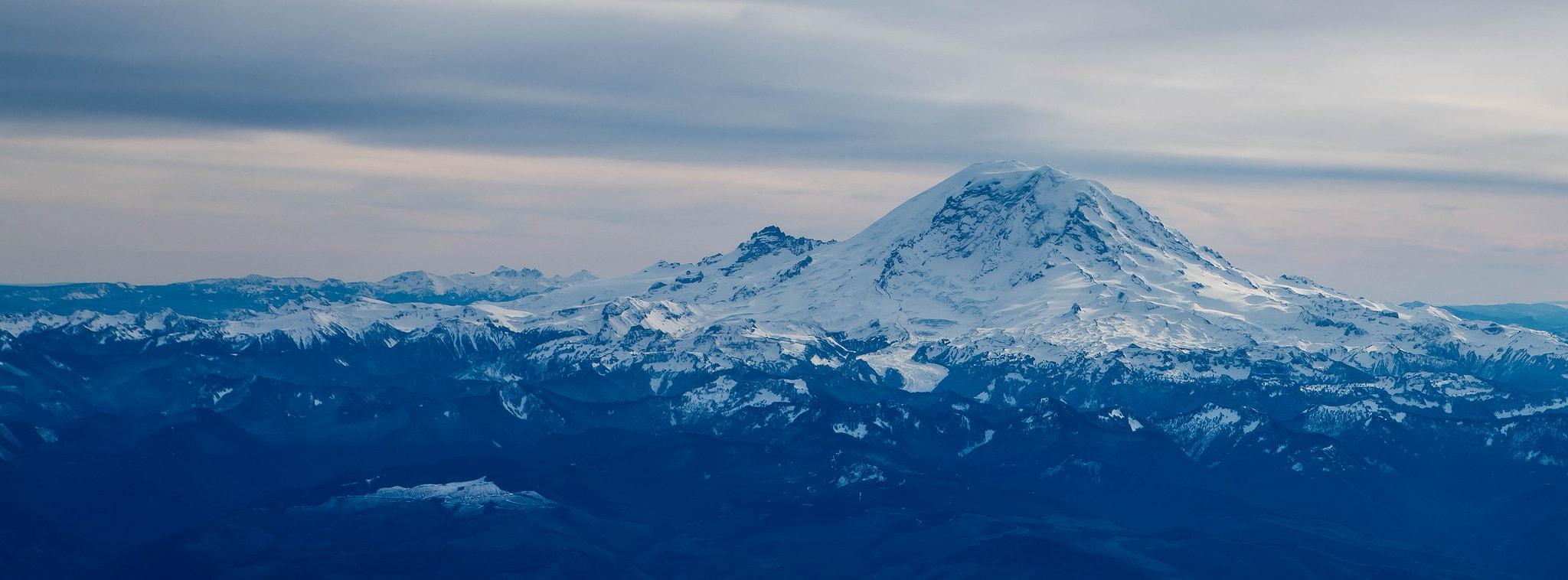 Mt. Rainier | © Suman Chakrabarti / Flickr