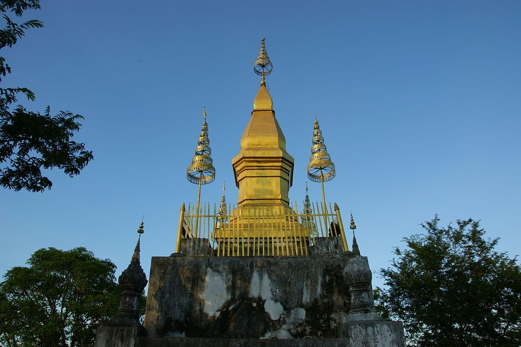 Wat Chom Si | © Allie Caulfield/WikiMedia