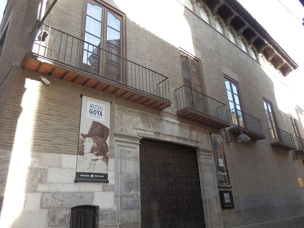 Museo Goya, Zaragoza | ©Ajzh2074 / Wikimedia Commons