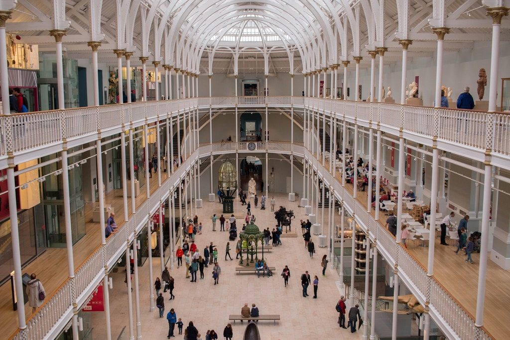 National Museum of Scotland | © LWYang / Flickr
