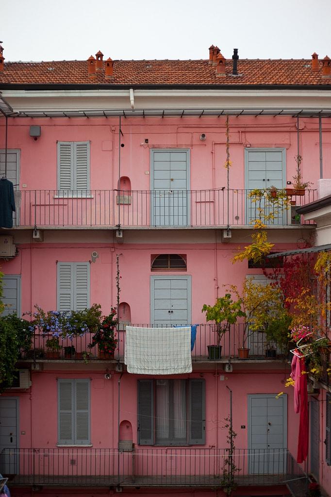 Traditional Case di ringhierain Navigli | © ornello_pics/Flickr