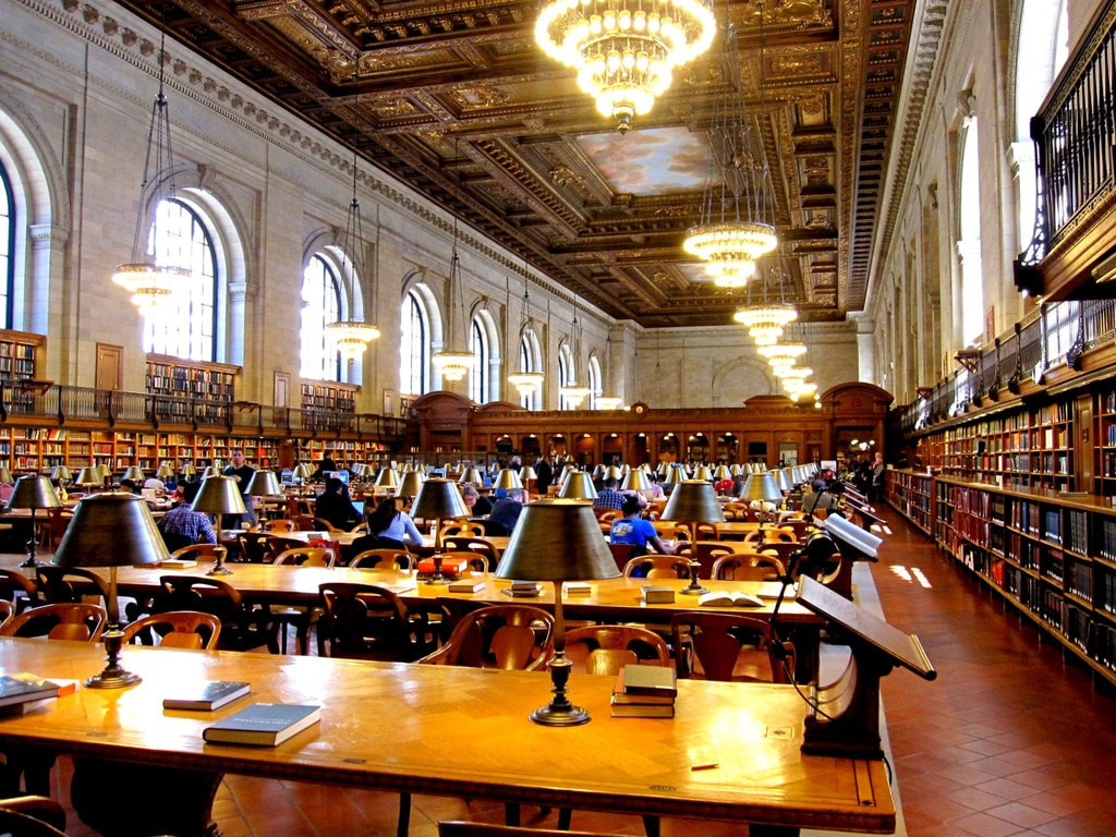 New York Public Library   Travis Wise Flickr