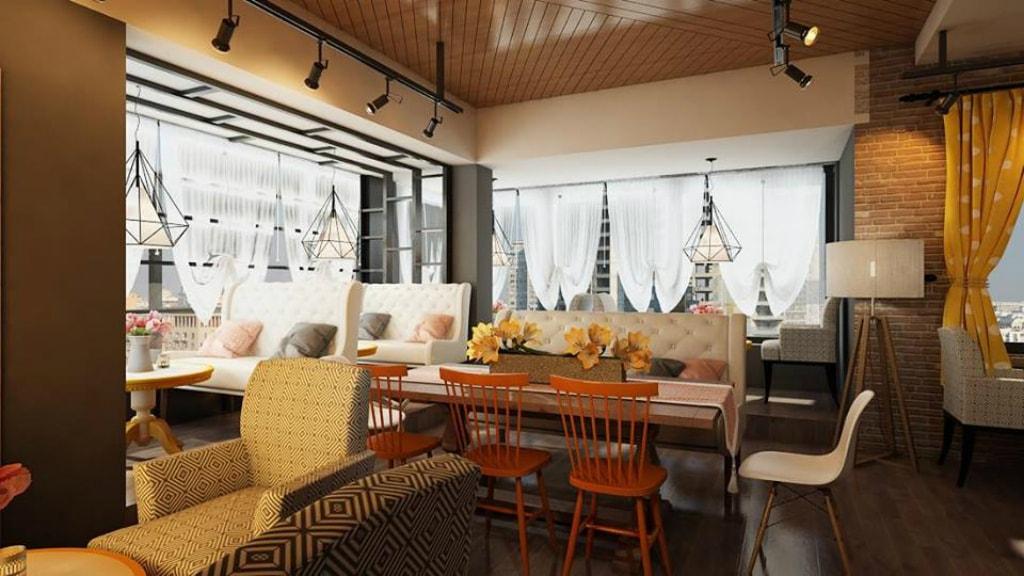 Comfortable interior | © City Fox Cafe