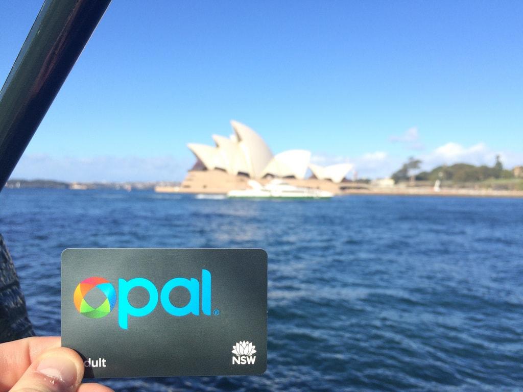 Opal card | © Beau Giles_Flickr