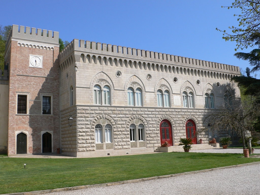 Castello di Lispida | © Courtesy of Castello di Lispida