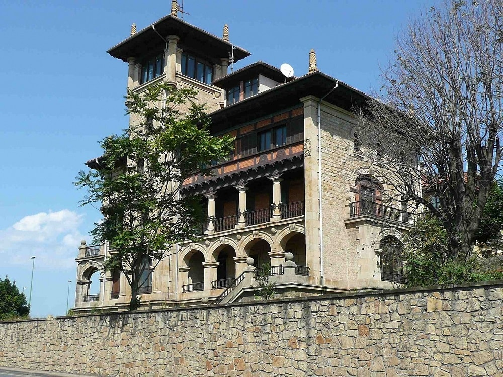 Palace Bilbao, Dudley Estates