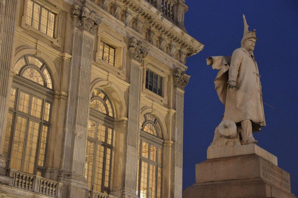 The facade of Palazzo Madama, Turin | © Simona Cerrato/Flickr