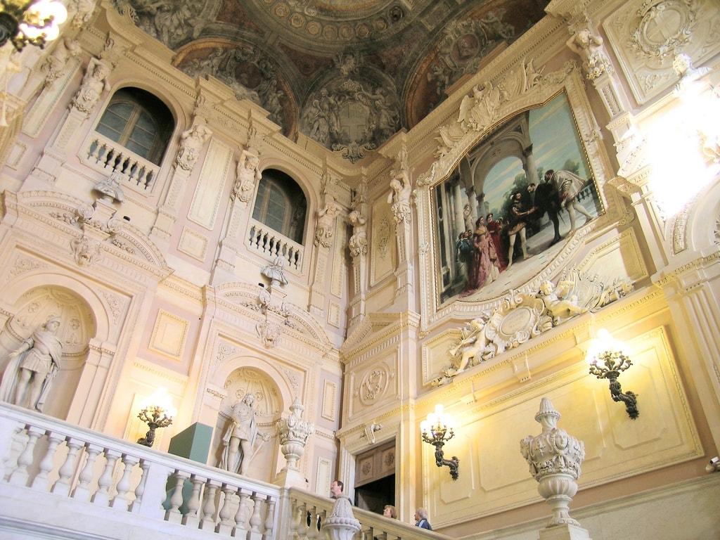 Inside Palazzo Madama | Inside Palazzo Madama, Turin | © Luca Galli/Flickr