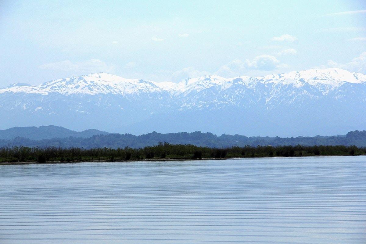 paliastomi lake