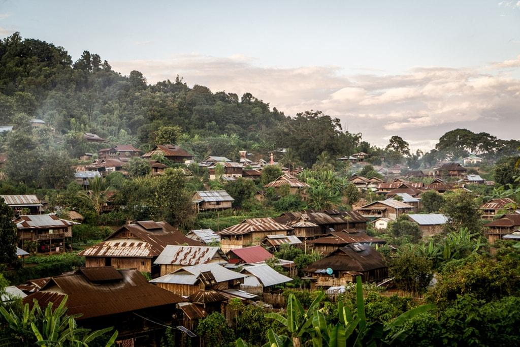 Pan-Kam-Village-in-Shan-State